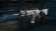 ICR-1 Gunsmith Model Ash Camouflage BO3