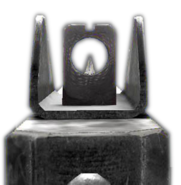 Thompson Iron Sights FH