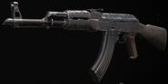AK-47 Decadence Gunsmith BOCW