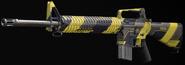 M16 Policia Gunsmith BOCW