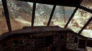 Plane interior Afghan MW2