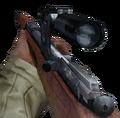 Scoped Mosin-Nagant CoD