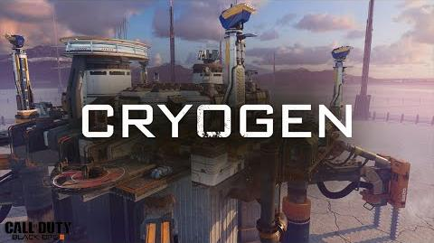 Call of Duty® Black Ops III – Descent DLC Pack Cryogen Preview