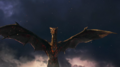 Dragon about to breathe fire BO3
