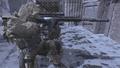 RSASS Sniper Outpost MW3