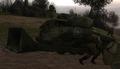 Sherman Dozer CoD2 BRO