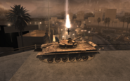 T-72 about to get destroyed