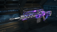 M8A7 Gunsmith Model Dark Matter Camouflage BO3