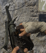 MG 15 Reload WWII