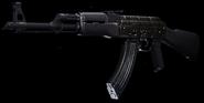 AK-47 Golden Viper Gunsmith BOCW