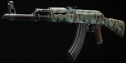 AK-47 Grudge Gunsmith BOCW