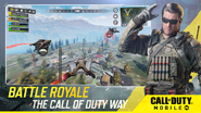 COD Mobile Battle Royale The Call of Duty Way