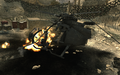 Crashed AH-6 Little Bird Just Like Old Times MW2