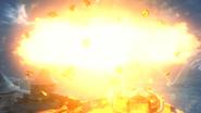 Gniew starozytnych ogien kula ognia 3