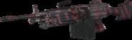 M249 SAW Red Tiger MWR