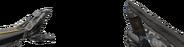 Nunchucks BO3 in-game view
