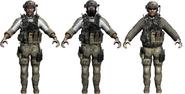 DF Sandman model