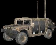 M1026 HMMWV No Doors model MW3