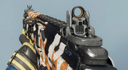 Peacekeeper MK2 First Person 6 Speed Camouflage BO3