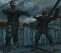 Zombies Black Ops Nuketown Zombies BOII