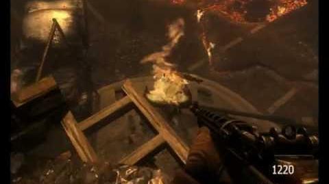 Музыкальная пасхалка в зомби-режиме COD BO2