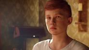 Child Nikolai looking around the House BO3