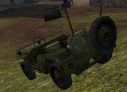 Jeep rear view UO