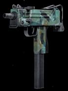 MAC-10 Grudge Gunsmith BOCW