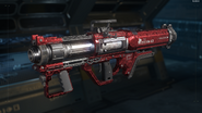 XM-53 Gunsmith Model Red Hex Camouflage BO3