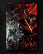Кровь мертвецов постер