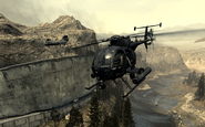 AH-6 Little Bird Just Like Old Times MW2