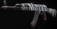 AK-47 Frost Gunsmith BOCW