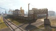 Boneyard Entrance Verdansk Warzone MW