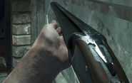 Double-Barreled Shotgun BO