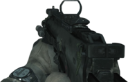 MP7 Red Dot Sight MW3