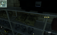 OMA bag in Stay Sharp MW3