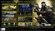 SeasonTwo Reloaded RoadMap Warzone BOCW