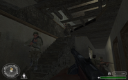 Soldiers in pavlov's house call of duty 1