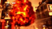 Truck bomb detonating Davis Family Vacation MW3