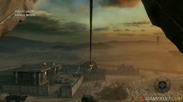 Call of Duty Black Ops - Il faut sauver le soldat Weaver