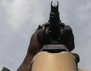 FN Scar 17 Aiming MW2019