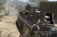 M203 explosion
