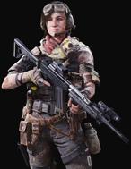 Samantha Maxis Operator BOCW