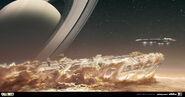 Titan Orbit Concept IW