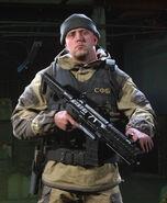 MilSim Allegiance Shotgun MW