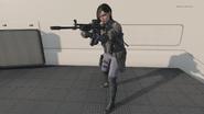 Samantha Maxis Noir in-game third-person BOCW