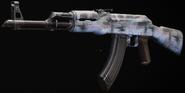 AK-47 Glacier Gunsmith BOCW