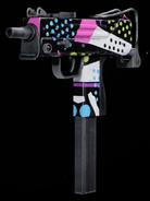 MAC-10 Maniac Gunsmith BOCW