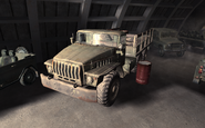 Ural 4320 no Fighting in the war room COD4