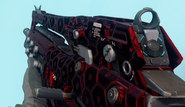 M8A7 First Person Red Hex Camouflage BO3